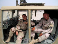 Chase in Iraq